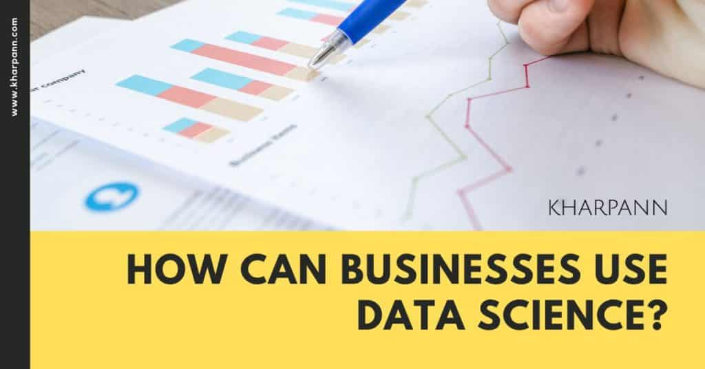 How can businesses use data science