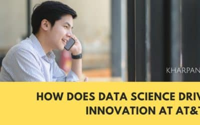 How does data science drive innovation at AT&T